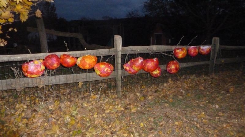 11_13_11 1st Gr Lanterns